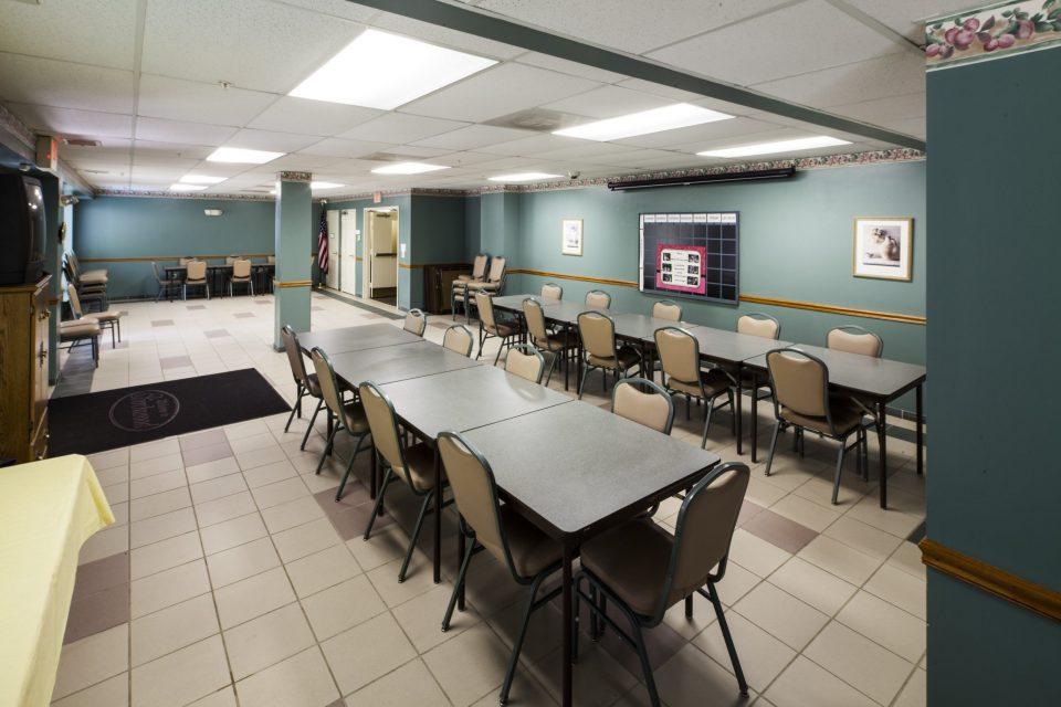 Birchwood - Community Room