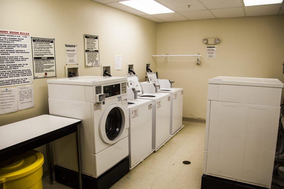 Birchwood - Laundry