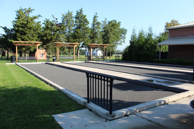 Sterling Village - Bocce Courts