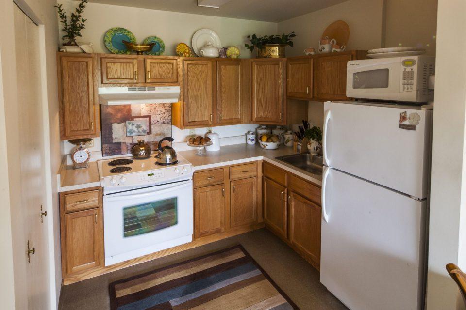 Mount Olive - Kitchen