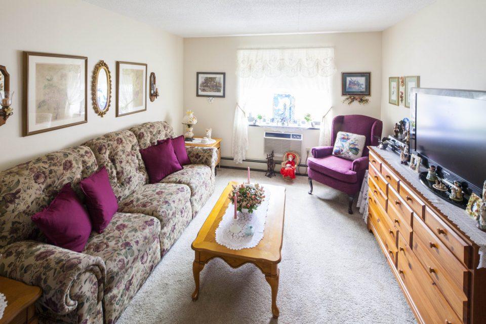 Mount Olive - Living Room