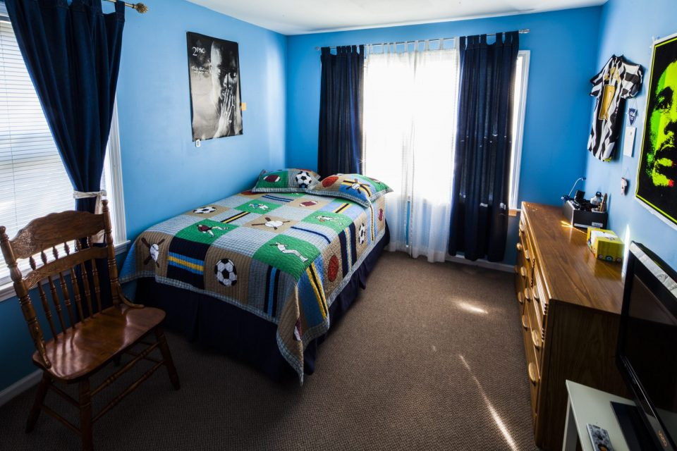 Peapack - Bed1