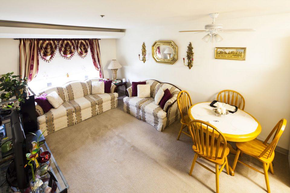 Pennsauken - Living Room