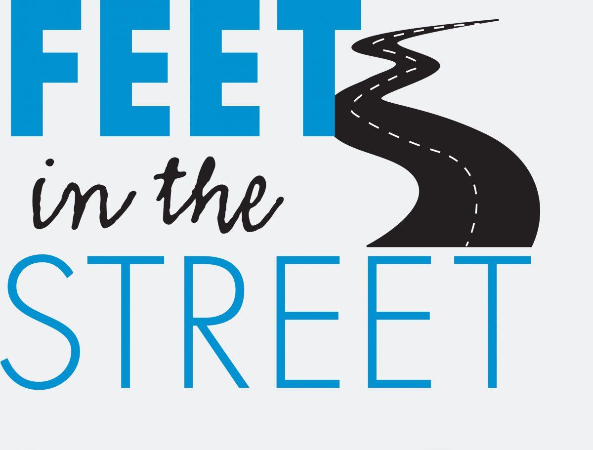 Feet in the Street Logo